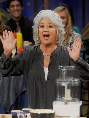 "Writing Copy and Want a ""Recipe"" for More Conversions?  Use Paula Deen's Secret Ingredient…"