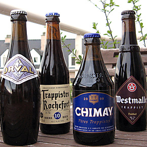 Catholics have been brewing some of the best beers in the world for hundreds of years.