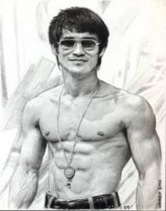 Bruce Lee: warrior, philosopher, and modern-day renaissance man.